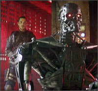 A scene from Terminator: Salvation
