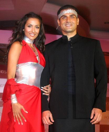 Malaika Arora Khan, Arbaaz Khan