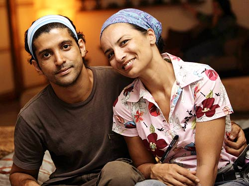 Here 39 s what star wives do movies for Adhuna akhtar salon