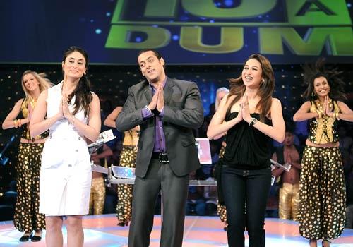 Kareena, Salman and Karisma