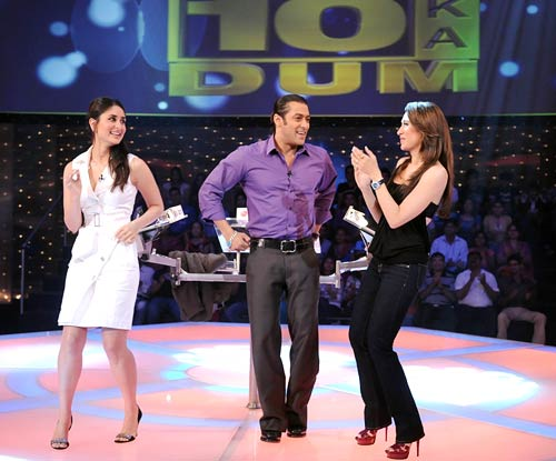 Kareena, Salman and Karisma