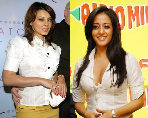 Minissha Lamba and Raiman Sen