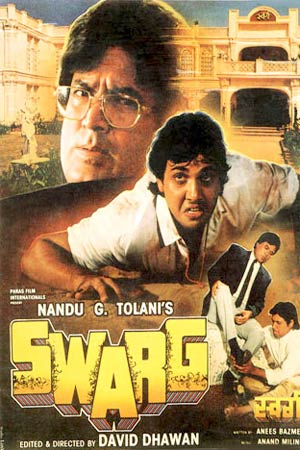 A poster of Swarg