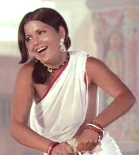 A scene from Satyam Shivam Sundaram