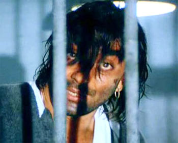 A scene from Khalnayak