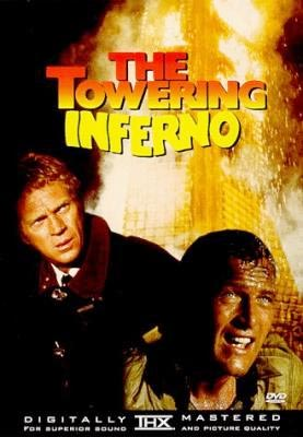 A poster of The Towering Inferno