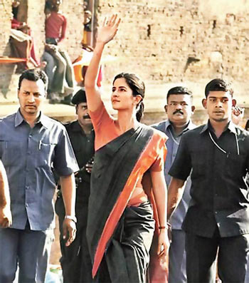 Katrina Kaif in Rajneeti