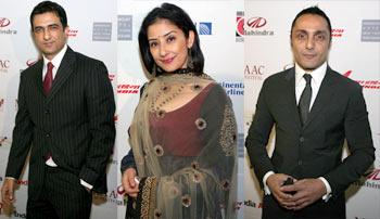 Sanjay Suri, Manisha Koirala and Rahul Bose