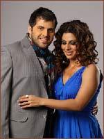 Bhakhtiyar and Tanaaz Irani