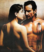 The Kurbaan poster