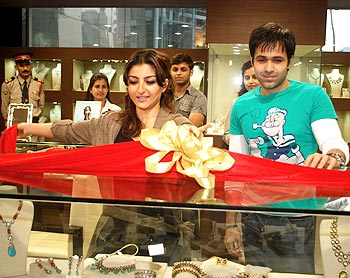 Soha Ali Khan and Emraan Hashmi