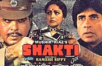 A poster of Shakti