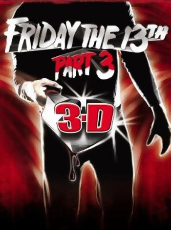 A poster of  Friday The 13th