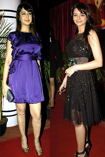 Preeti Jhangiani and Aamna Shariff