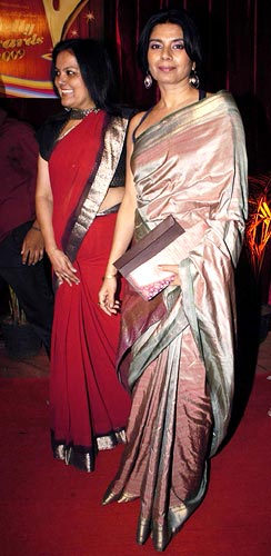 Sushmita Mukherjee and Meeta Vashist