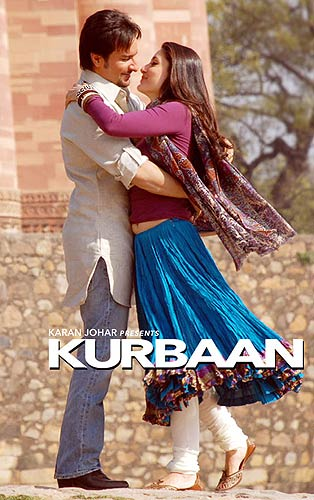 A scene from Kurbaan
