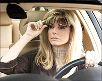 A scene from The Blind Side