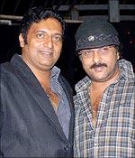 Pakash Raj and Ravichandra