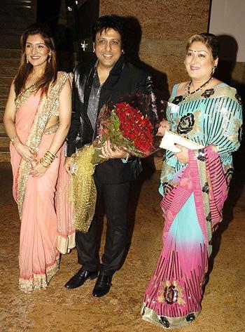 Narmada, Govinda and Sunita