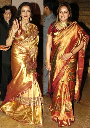 Rekha and Jaya Prada