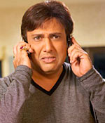 Govinda in Do Knot Disturb