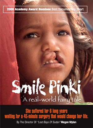 The Smile Pinki poster