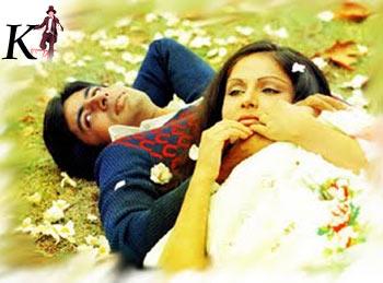 A scene from Kabhi Kabhi