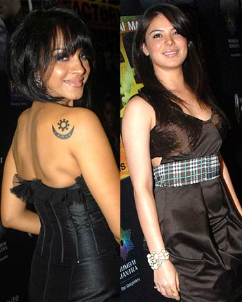 Manasi Scott and Urvashi Sharma