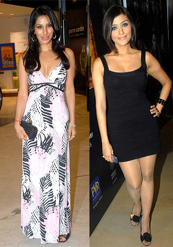 Sophie Chowdhury and Aarti Chabbria