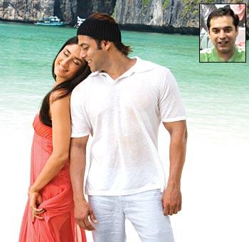 A scene from Main Aurr Mrs Khanna. Inset: Prem Soni