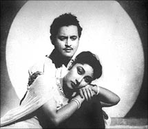 guru dutt daughter
