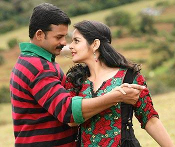 A scene from Uthara Swayamvaram
