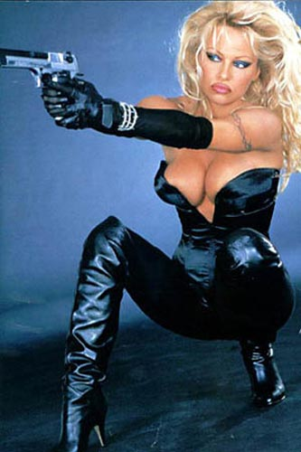 Pamela Anderson in Barb Wire
