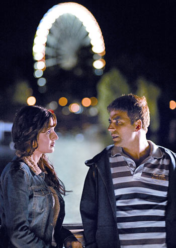 A scene from Namastey London