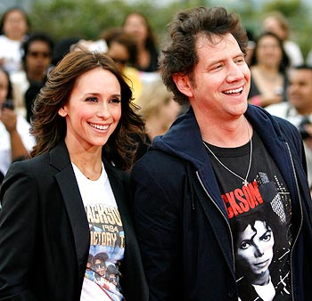 Jennifer Love Hewitt and Jamie Kennedy