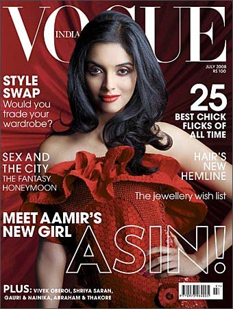 Asin's hot 'n' sexy wardrobe