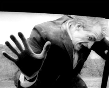 A scene from Night of the Living Dead