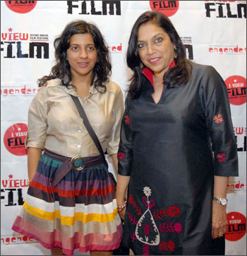 Zoya and Mira Nair