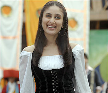 Kareena Kapoor in Jab We Met