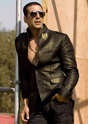 Akshay Kumar says his staff has paved the way for his success.