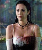 Megan Fox in a scene from Jennifer's Body