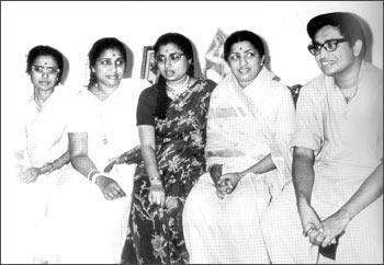The Mangeshkars