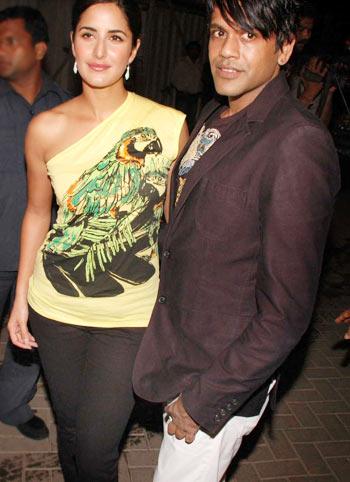 Katrina and Rocky S