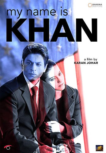 A poster of My Name is Khan