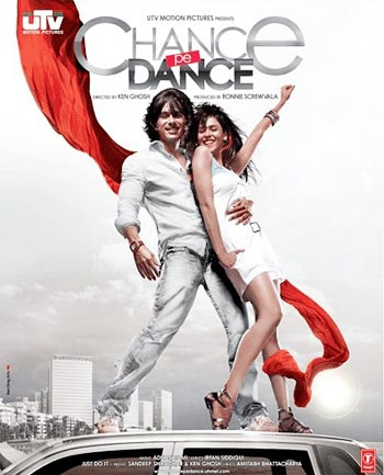 A poster of Chance Pe Dance