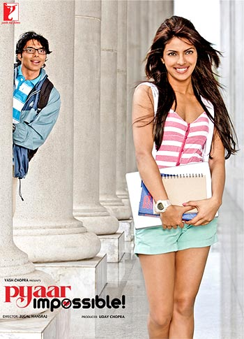 A poster of Pyaar Impossible