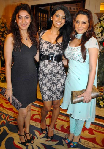 Manjari Phadnis, Geeta Basra and Minissha Lamba