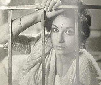 A scene from Anupama