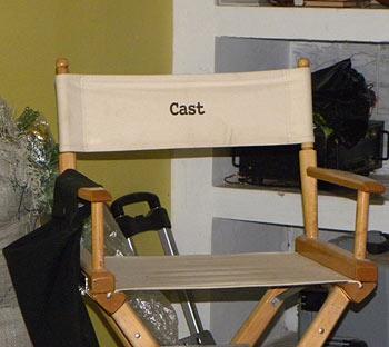 Julia Roberts' chair
