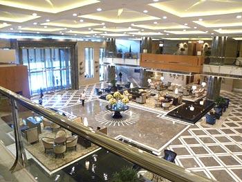 The Leela Kempinski hotel